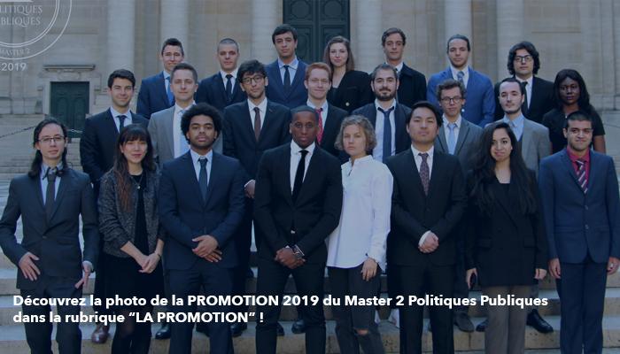 Actualité - promo 2019