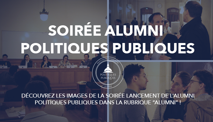 Actualité - Soirée Alumni